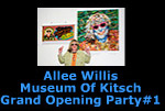 Allee Willis Museum of Kitsch Grand Opening Party #2