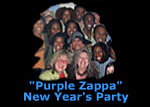 """Purple Zappa"" New Years Party"