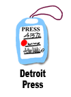 detroit press icon