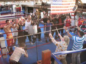 Empire Boxing Gym